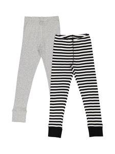 Bogi - Dantos- pitkät alushousut 2-pack - BLACK, WHITE, GREY COMBO | Stockmann
