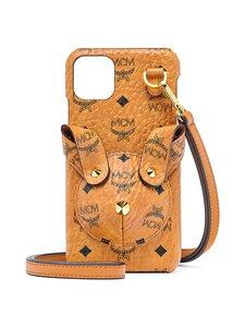 MCM - Rabbit iPhone 11 Pro Max Case in Visetos -puhelinkotelo - CO COGNAC | Stockmann