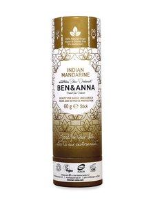 Ben & Anna - Deodorant Stick Indian Mandarine Papertube -soodadeodorantti 60 g - null | Stockmann