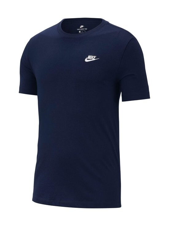 Nike - M Sportswear Club -paita - OBSIDIAN | Stockmann - photo 1