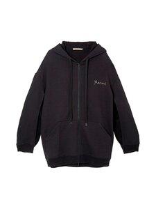 MARNI - L/S Sweatshirt W/Hood -huppari - BLACK 00N99   Stockmann