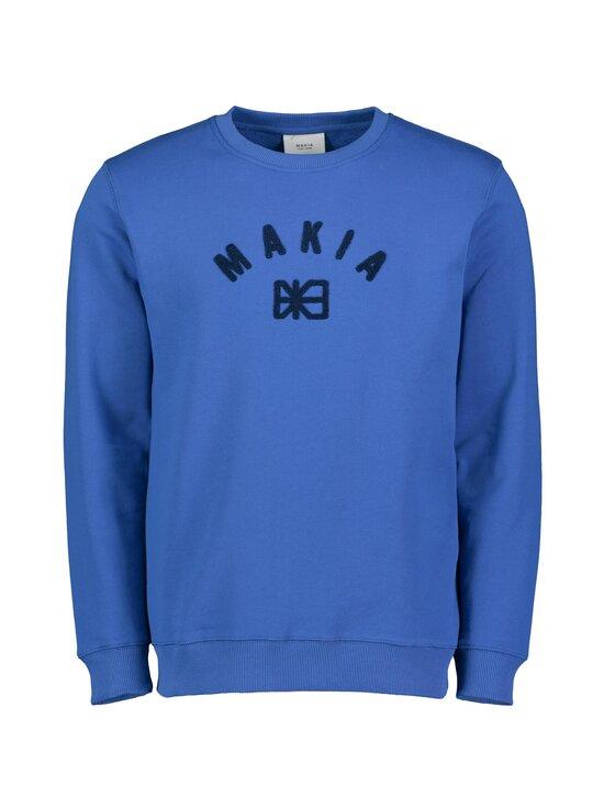 Makia - Brand Sweatshirt -collegepaita - BLUE | Stockmann - photo 1