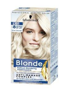Schwarzkopf - Silver Blonde Lightener Blonde L101 -vaalennusaine | Stockmann