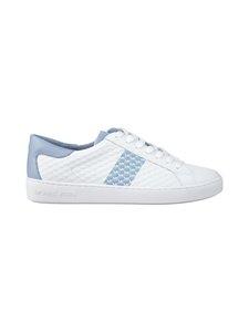 Michael Michael Kors - Colby-nahkasneakerit - 487 PALE BLUE | Stockmann