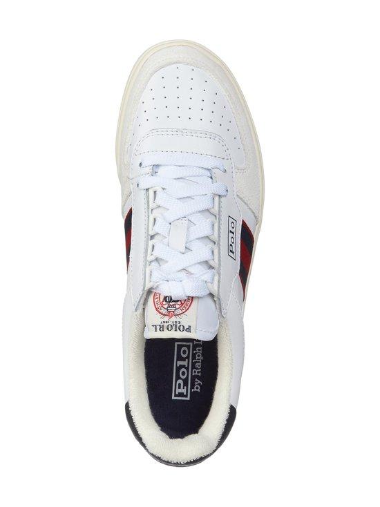 Polo Ralph Lauren - Court Athletic -nahkasneakerit - 3G1W W/NV/RL2   Stockmann - photo 2