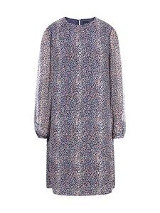 Ril's - Form Tunic Dress -mekko - 395 BLACK PRINT   Stockmann