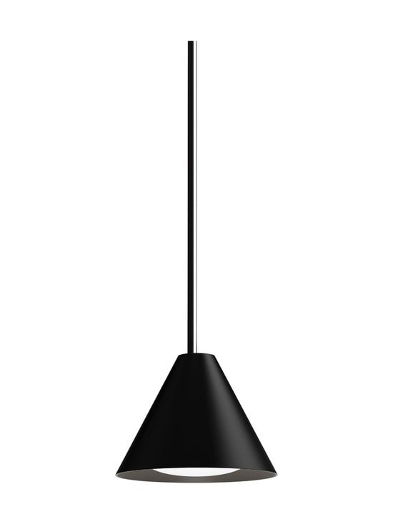Louis Poulsen - Keglen-riippuvalaisin ø 175 mm - BLACK | Stockmann - photo 1