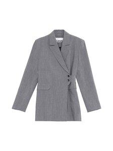 Ganni - Melange Suiting Blazer -bleiseri - PALOMA MELANGE 921 | Stockmann