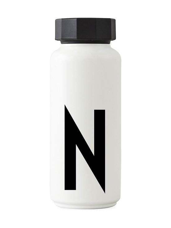 Design Letters - Termospullo, N 500 ml - VALKOINEN | Stockmann - photo 1