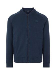 J.Lindeberg - Josef Zip Sweat Shirt -collegetakki - 6855 JL NAVY   Stockmann