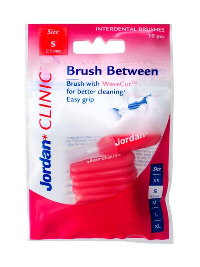 Clinic Brush Between S -hammasväliharja 10 kpl