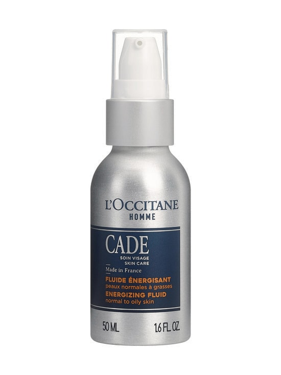 Loccitane - Energizing Fluid -kasvovoide 50 ml - NO COLOR | Stockmann - photo 1