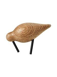 Normann Copenhagen - Shorebird-lintufiguuri, S - TAMMI/MUSTA | Stockmann