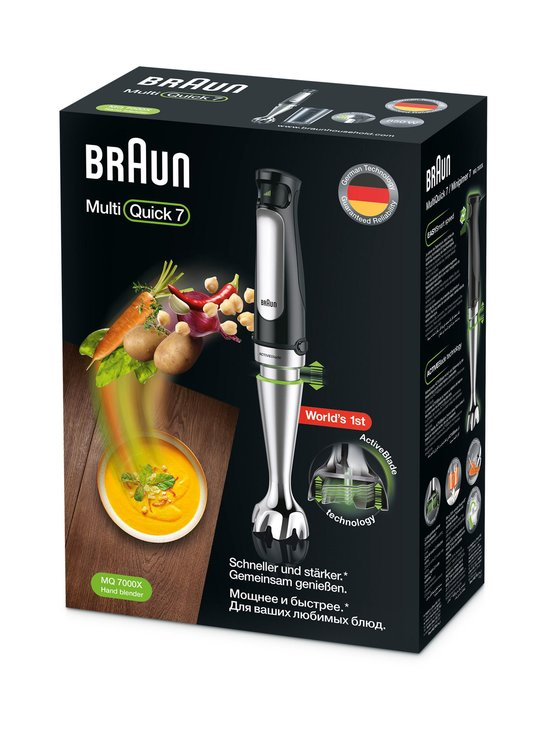 Braun - MultiQuick 7 -sauvasekoitin - BLACK | Stockmann - photo 2