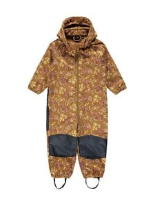 Name It - NmfAlfa-softshell-haalari - RUBBER | Stockmann