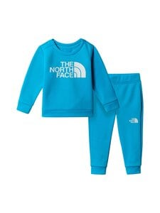 The North Face - Infant Surgent Crew Set -verryttelypuku - D7R1 MERIDIAN BLUE | Stockmann