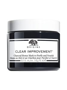 Origins - Clear Improvement Charcoal Honey Mask to Purify and Nourish -kasvonaamio 75 ml | Stockmann