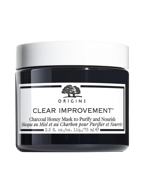 Origins - Clear Improvement Charcoal Honey Mask to Purify and Nourish -kasvonaamio 75 ml - NOCOL   Stockmann - photo 1