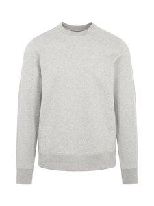 J.Lindeberg - Throw C-neck Sweatshirt -collegepaita - 9363 GREY MELANGE   Stockmann