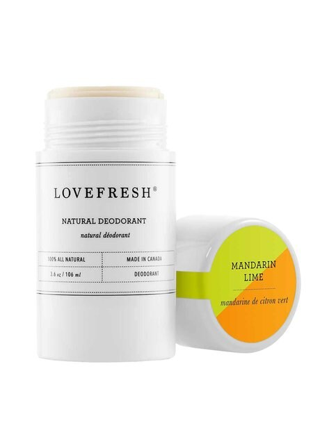 Mandarin Lime Deodorant Stick -deodorantti 106 ml