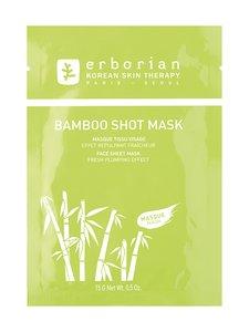 Erborian - Bamboo Shot Mask -kangasnaamio 15 g | Stockmann