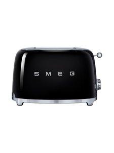 Smeg - TSF01BLEU-leivänpaahdin, 2 viipaleelle - MUSTA | Stockmann