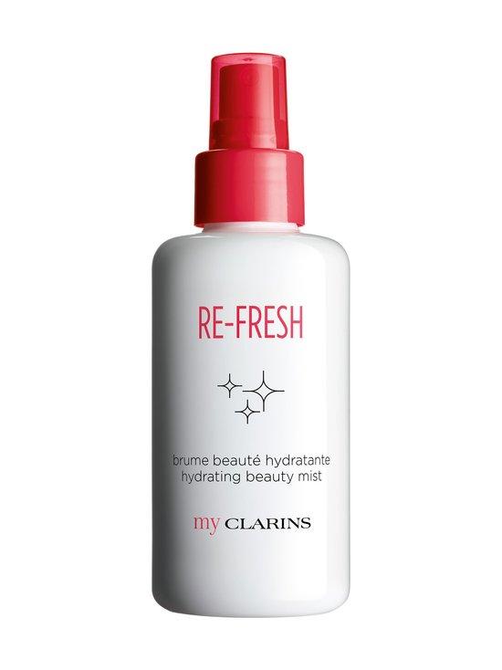 Clarins - my Clarins RE-FRESH Hydrating Beauty Mist -hoitosuihke 100 ml - NOCOL | Stockmann - photo 1
