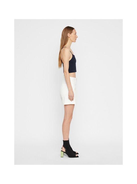 J.Lindeberg - Brianna-Cotton Twill Shorts -shortsit - 0000 WHITE | Stockmann - photo 6