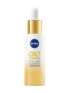 NIVEA - Q10 POWER Anti-Age Multi-Action Pampering Oil -kasvoöljy 30 ml - null | Stockmann