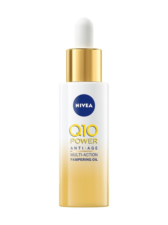 Q10 POWER Anti-Age Multi-Action Pampering Oil -kasvoöljy 30 ml