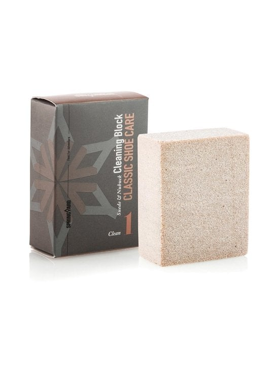 Springyard - Suede & Nubuck Cleaning Block -puhdistuskivi - NOCOL | Stockmann - photo 1