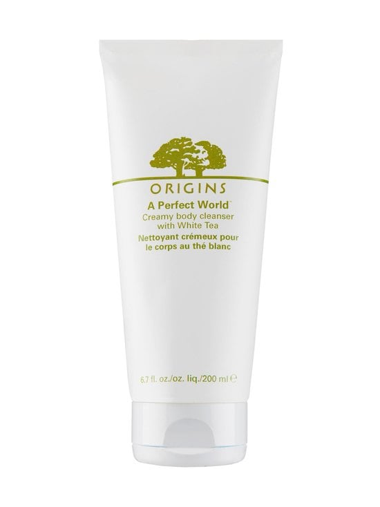 Origins - A Perfect World Creamy body Cleanser with White Tea -vartalonpesugeeli 200 ml - null | Stockmann - photo 1