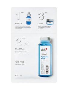 Missha - 3-Step Hydrating Mask -kasvohoito 38,5 g | Stockmann