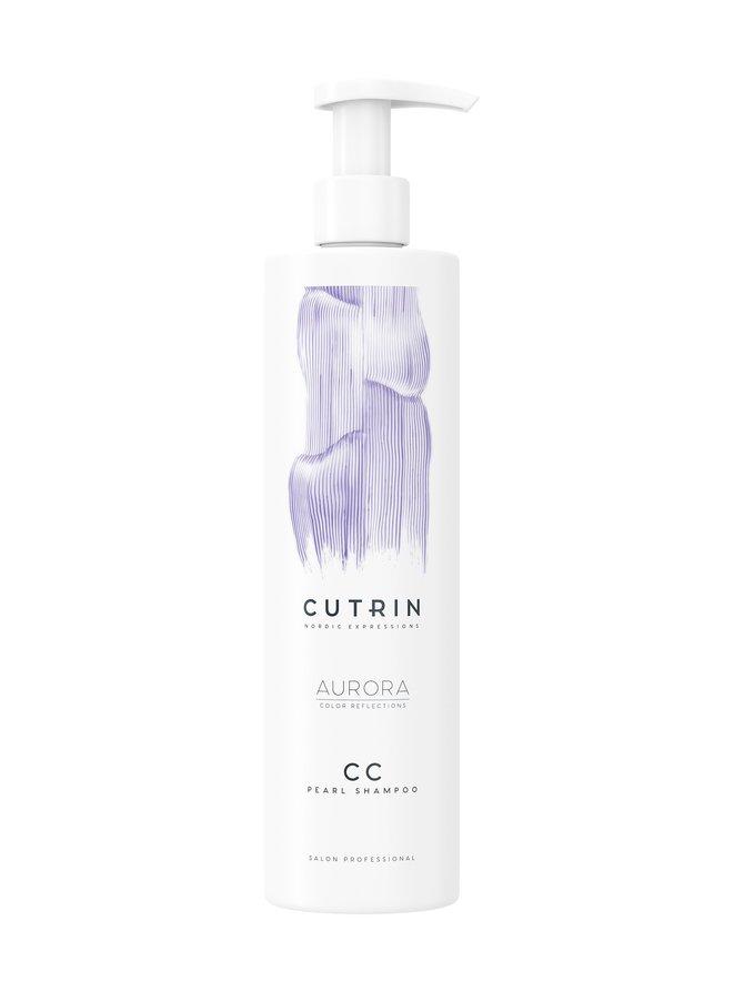 Aurora CC Pearl Shampoo -helmiäisshampoo 500 ml