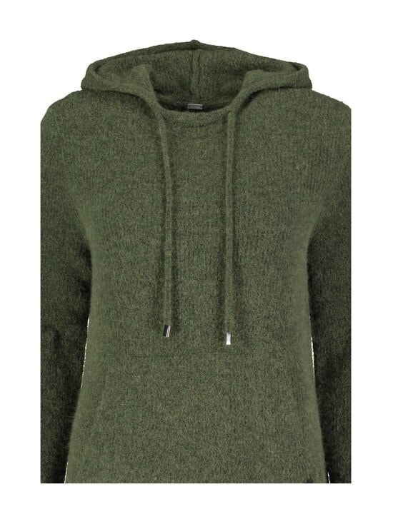 Gustav - Caroli Knit Hoodie -neule - 635 GREEN | Stockmann - photo 3