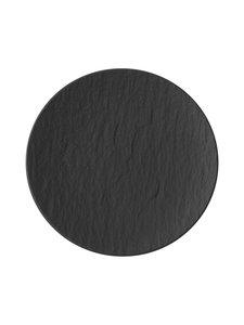 Villeroy & Boch - Manufacture Rock -lautanen 16 cm - BLACK | Stockmann