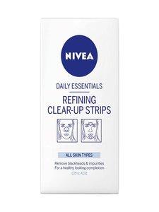 NIVEA - Daily Essentials Refining Clear-Up Strips -puhdistuslaastarit 6 kpl | Stockmann