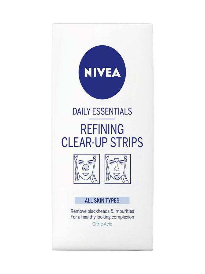 Daily Essentials Refining Clear-Up Strips -puhdistuslaastarit 6 kpl