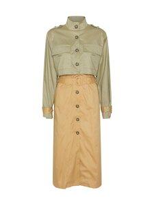 Gestuz - SifGZ coat -puuvillatakki - 101501 SAHARA DUST   Stockmann