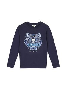 KENZO KIDS - Tiger-collegepaita - 04P NAVY | Stockmann