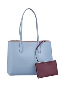 kate spade new york - All Day Large Tote -nahkalaukku - HORIZON BLUE | Stockmann