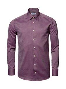 Eton - Shirt Slim Flannel -kauluspaita - 58 RED | Stockmann