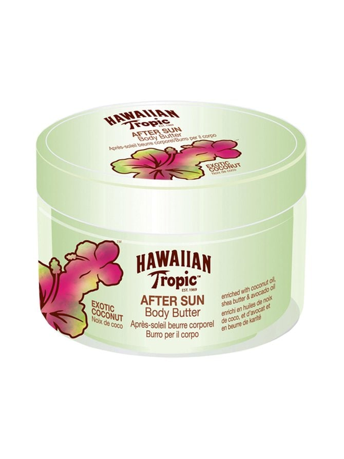 Hawaiian Body Butter Coconut -vartalovoi 200 ml