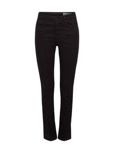 Esprit - Slim High Rise -farkut - BLACK | Stockmann