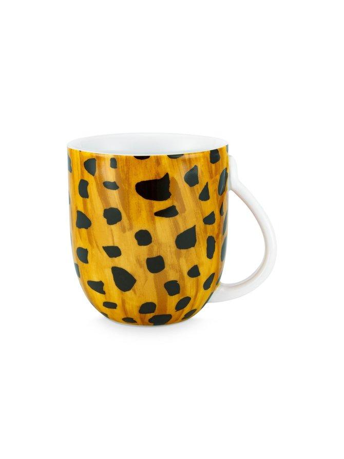 Large Cheetah Spots -muki 0,4 l