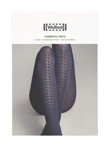 Wolford - Clementia 50 den -sukkahousut - 7005 BLACK | Stockmann