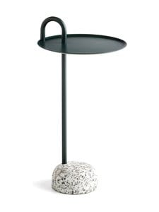 HAY - Bowler-sivupöytä 36 x 70,5 cm - BLACK | Stockmann