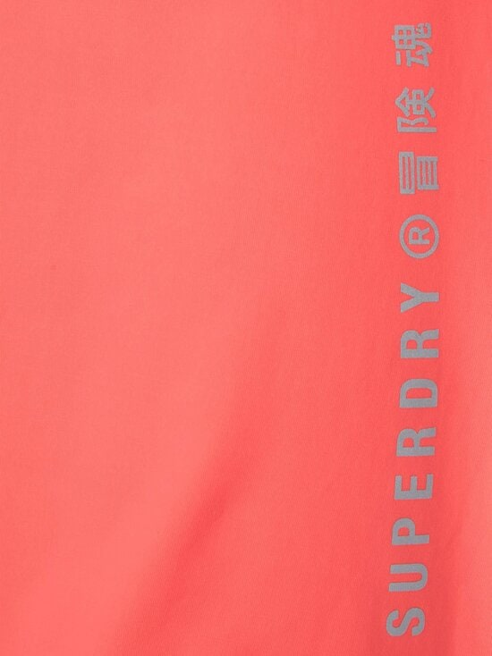 Superdry Sport - Training Strappy Tank -toppi - 3HR NEON RED   Stockmann - photo 3