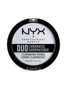 NYX Professional Makeup - Duo Chromatic Illuminating Powder -hohdepuuteri - null | Stockmann