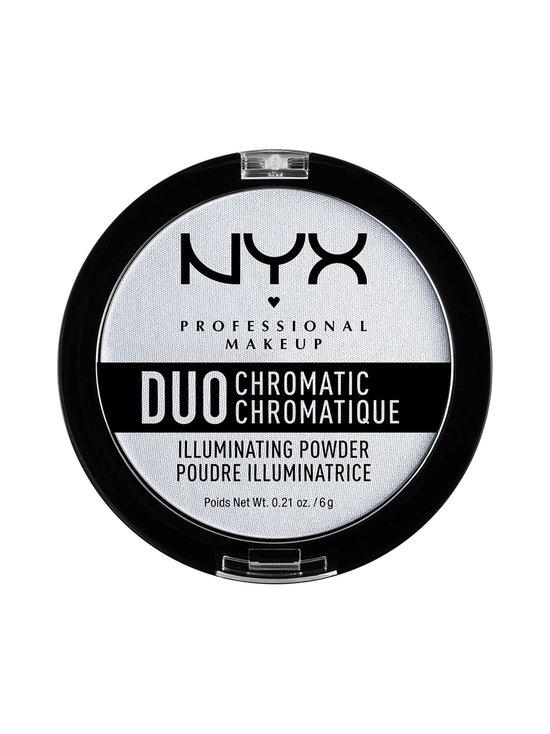 NYX Professional Makeup - Duo Chromatic Illuminating Powder -hohdepuuteri - TWILIGHT TINT   Stockmann - photo 1